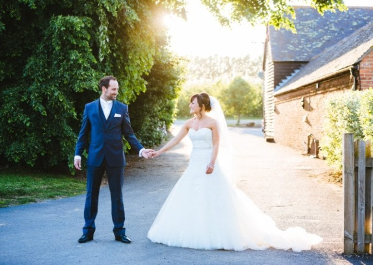 Spring / Summer Weddings at The BarnYard