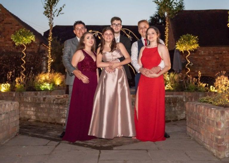 School proms at The BarnYard