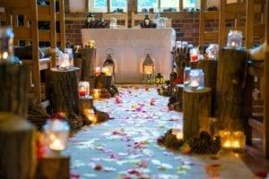 New for 2018 'Twilight' Wedding Ceremonies