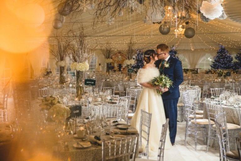 The BarnYard Christmas Wedding