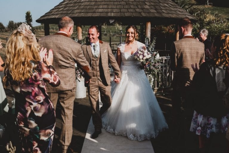 The BarnYard Civil Ceremony Gallery