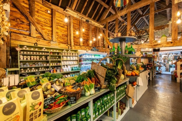 The BarnYard Farm Shop