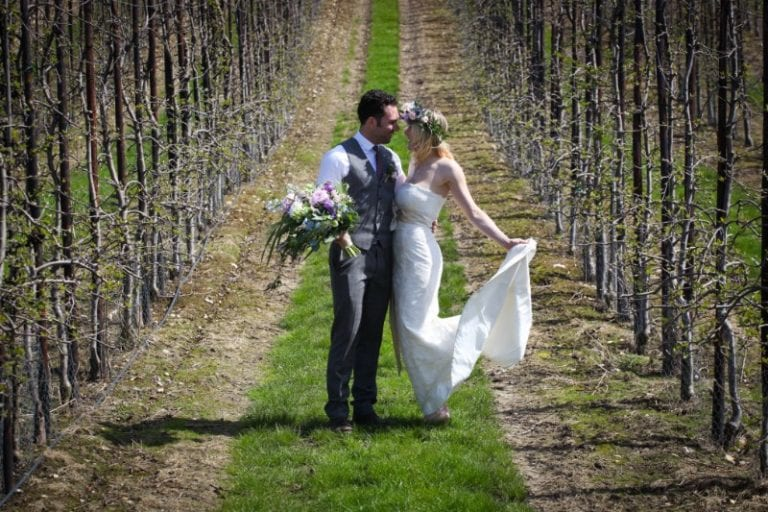 Autumn / Winter Weddings at The BarnYard