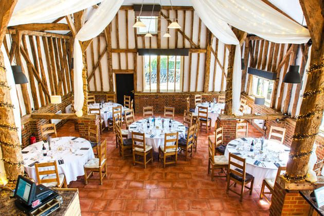 The BarnYard Restaurant