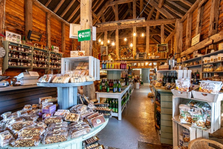 Refurbished Farm Shop